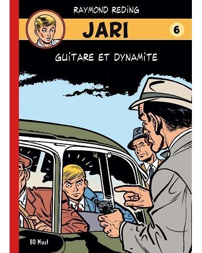 Guitare et dynamite