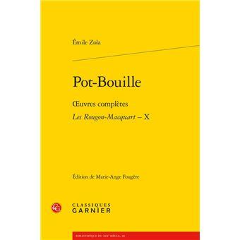 Pot-bouille oeuvres completes les rougon-macquart