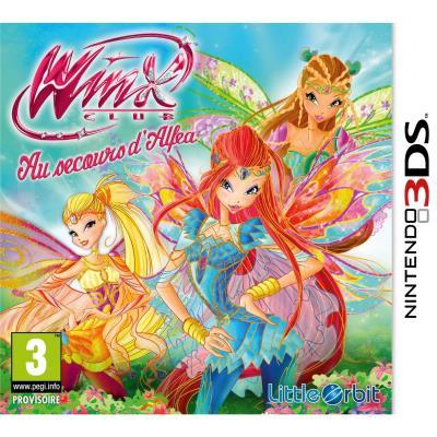 Winx Club : Au secours d'Alféa 3DS - Nintendo 3DS