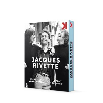 2 films de Jacques Rivette Blu-ray