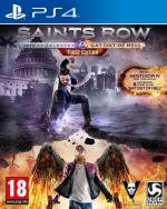 Saints Row IV Re-Elected / Gat Out Of Hell First Edition PS4