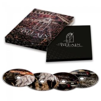 A DECADE OF DELAIN - LIVE AT THE PA