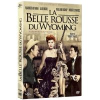 La Belle rousse du Wyoming DVD