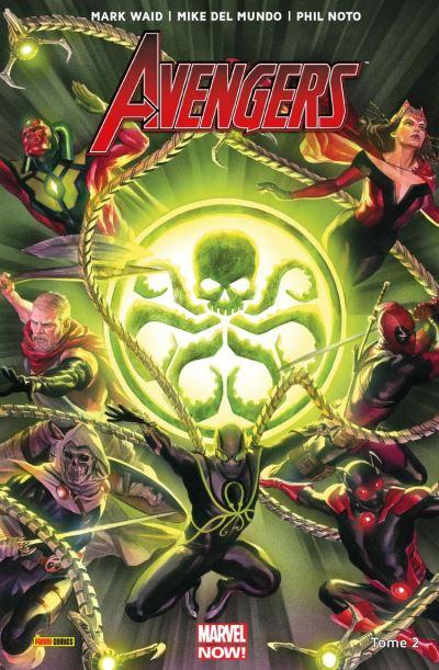 Avengers (2017) T02 - Secret Empire - 9782809482027 - 10,99 €