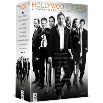HOLLYWOOD STARS-COFFRET-FR