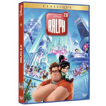 RalphRalph 2.0 DVD