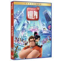 Ralph 2.0 DVD