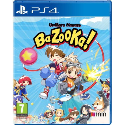 Umihara Kawase Bazooka PS4
