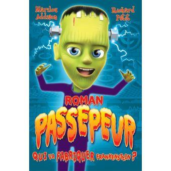Qui Va Fabriquer Frankenstein
