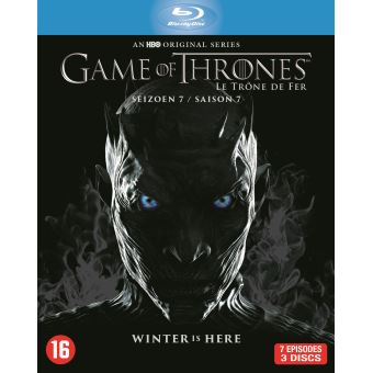 Game of Thrones Saison 7 Blu-ray -BIL