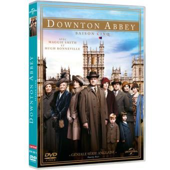 Downton AbbeyDownton Abbey - Saison 5 - DVD