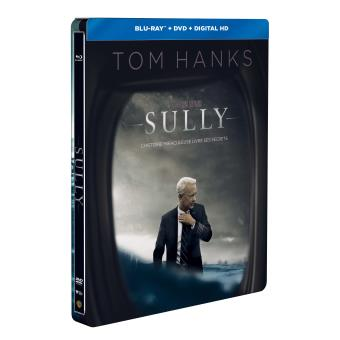 Sully Edition limitée Steelbook Blu-ray + DVD