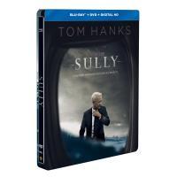 Sully Edition limitée Steelbook Blu-ray + DVD