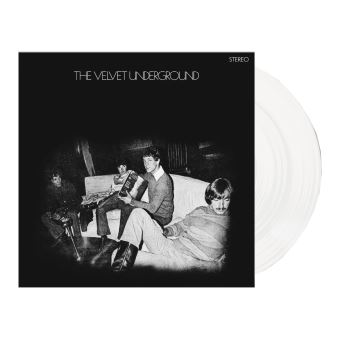 The Velvet Underground - LP White Vinil 12''
