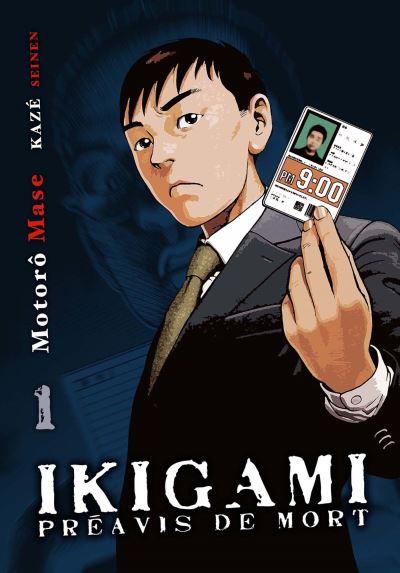 ikigami préavis de mort
