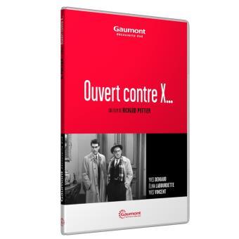 Ouvert contre X... DVD