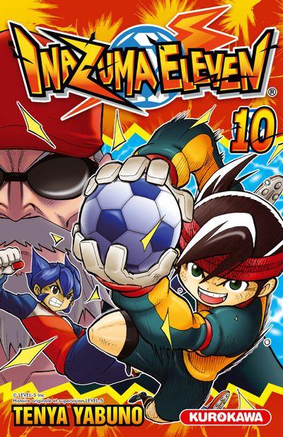 Inazuma Eleven - tome 10