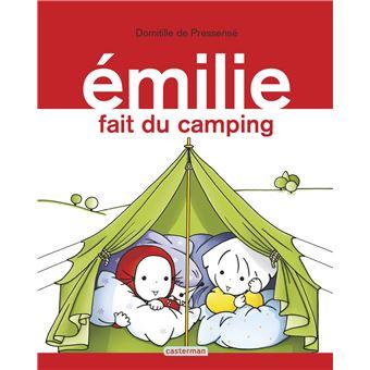 EmilieEmilie fait du camping