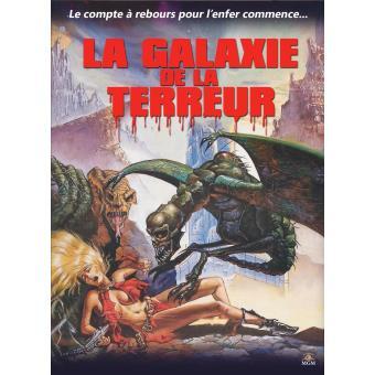 GALAXIE DE LA TERREUR-FR