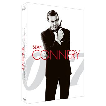 James BondCoffret Sean Connery La Collection James Bond 007 6 Films DVD