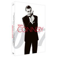 Coffret Sean Connery La Collection James Bond 007 6 Films DVD