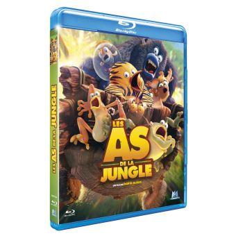 Les as de la jungleLes As de la jungle Blu-ray