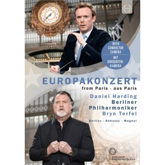 Europakonzert 2019 Paris Blu-ray