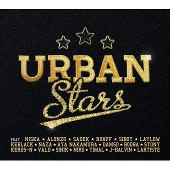 Urban Stars 2018 Coffret