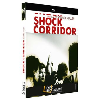 Shock Corridor Exclusivité Fnac Blu-ray