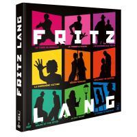 Coffret Fritz Lang 9 films DVD