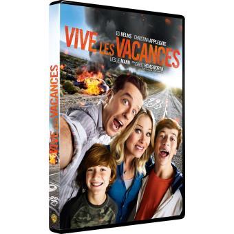 Vive les vacances DVD