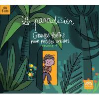 Grands Poètes Pour Petites Oreilles Vol. 1