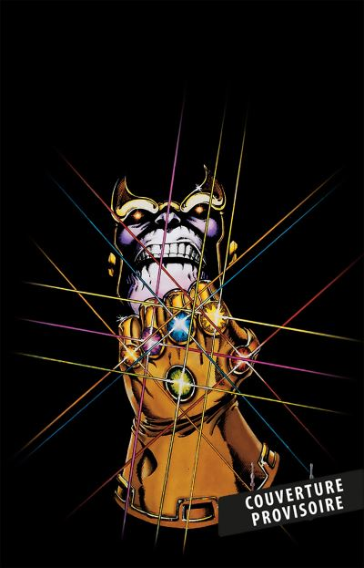 Coffret Marvel Events