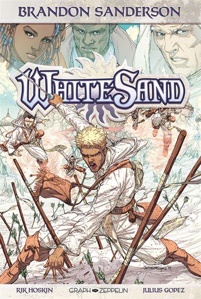 White sand (volume 1)