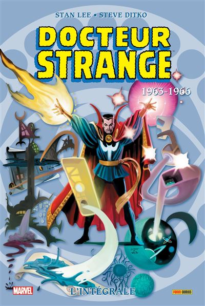 Docteur Strange: L'intégrale T01 (1963-66) NED