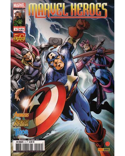 Marvel Heroes - Tome 9 : Marvel Heroes