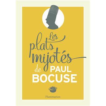 Les plats mijotés de Paul Bocuse