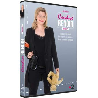 Candice RenoirCandice Renoir Saison 7 DVD