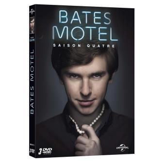 Bates MotelBates Motel Saison 4 DVD