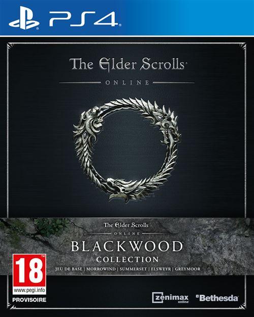 The Elder Scrolls Online: Blackwood Collection PS4
