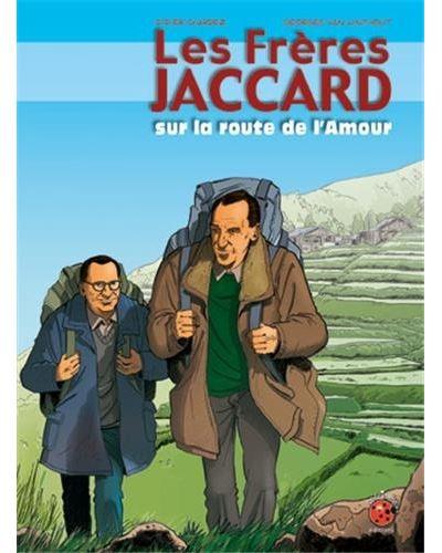 Les frères Jaccard sur la route de l'amour