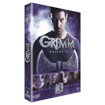 GrimmL'intégrale de la Saison 3 - Coffret 6 DVD