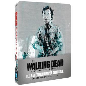 The Walking DeadThe Walking Dead Saison 6 Edition limitée Steelbook Blu-ray