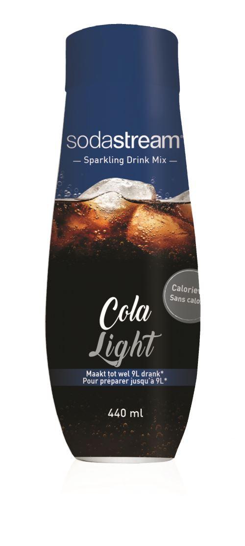 SODASTREAM REFILL CLASSIC COLA LIGHT 440ML
