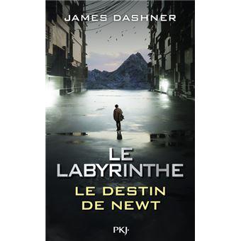Le Labyrinthe - Le destin de Newt - Dernier livre de James Dashner -  Précommande & date de sortie   fnac