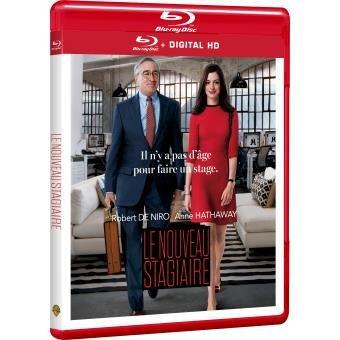 le nouveau stagiaire blu ray nancy meyers blu ray. Black Bedroom Furniture Sets. Home Design Ideas