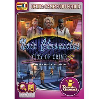 Noir chronicles - CIty of crime COLL. EDT FR/NL PC