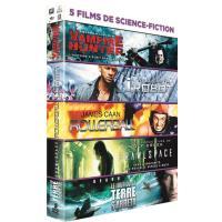 Coffret Science-Fiction 5 Films DVD