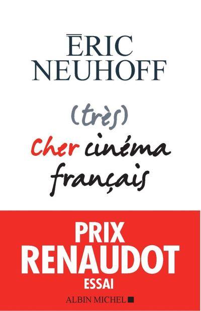 (très) Cher cinéma français - 9782226446121 - 9,99 €