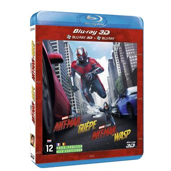Ant-manAnt-man and the wasp-BIL-BLURAY 3D